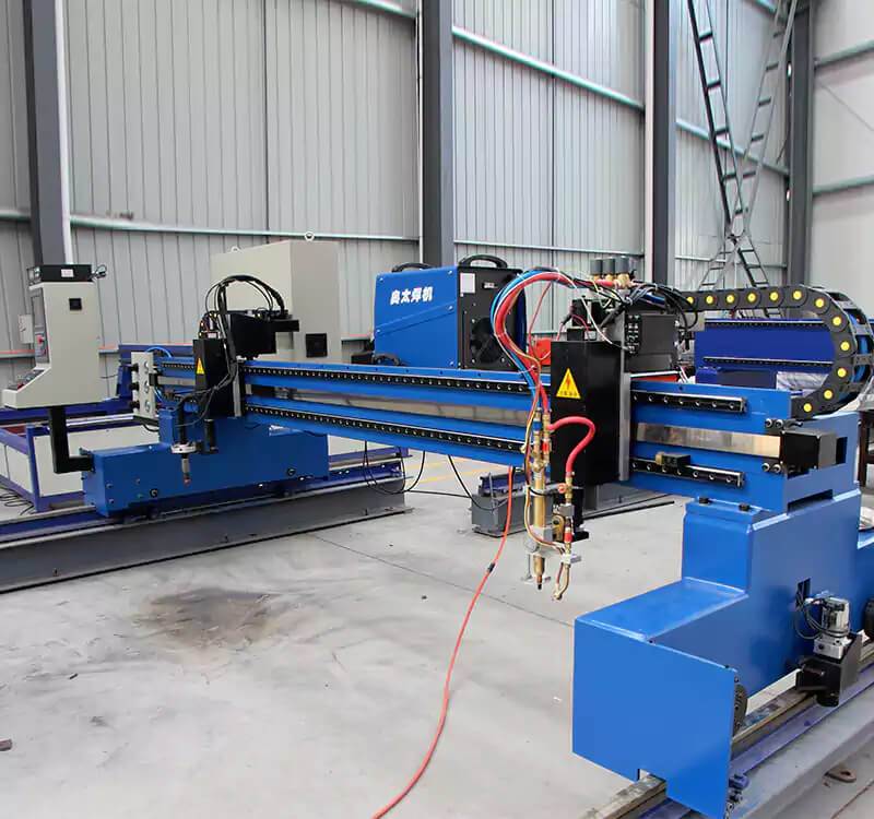 Oxy fuel cutting machine