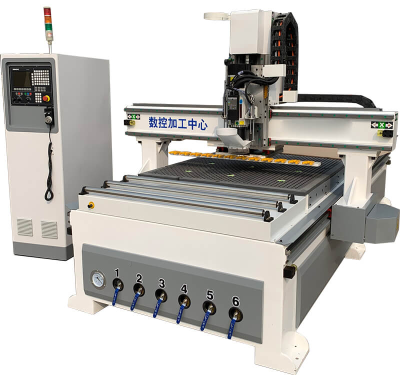 1325 Linear ATC CNC Router