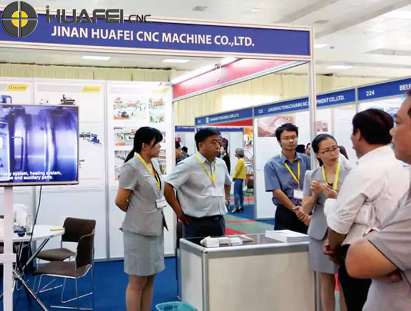 Welcome you to visit our booth at Guangzhou, Vietnam Exhibition